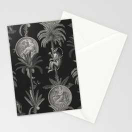 L'autunno Gris Stationery Cards