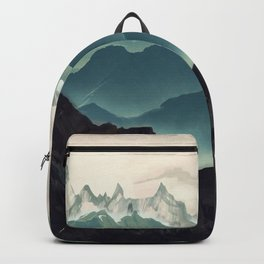 Shades of Mountains Backpack