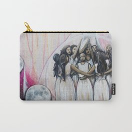 Sister Circle Carry-All Pouch