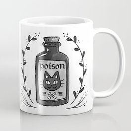 Poison Bottle Coffee Mug