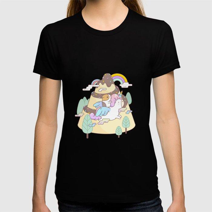 Bubu the Guinea pig, Unicorn T-shirt