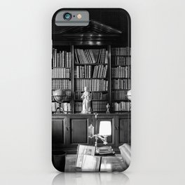 A Novel's Dream Home iPhone Case