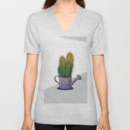 Cactus 4 Unisex V-Neck