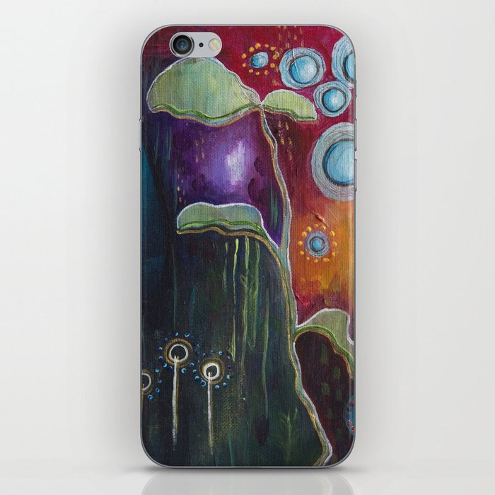 Collecting Journeys iPhone Skin