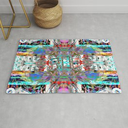 RATE RAVE Rug