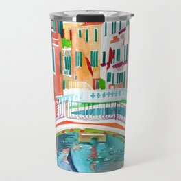 Canal in Venice Travel Mug