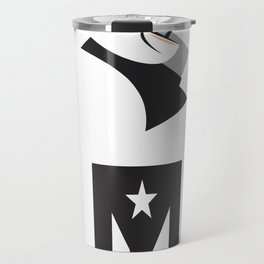 Puerto Rico  power Travel Mug
