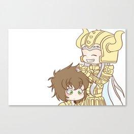 likyujgtrfed Canvas Print