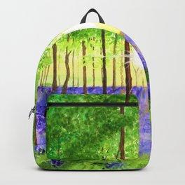 Bluebell woods Backpack