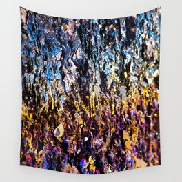 Iridiscent Crystal Wall Tapestry