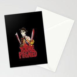 Slasher Mash (NSFW) Stationery Cards