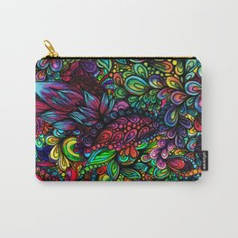 Lose Yourself to Color Carry-All Pouch