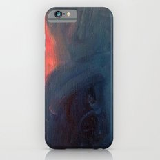 Angry Mountain / Female Figure Slim Case iPhone 6s