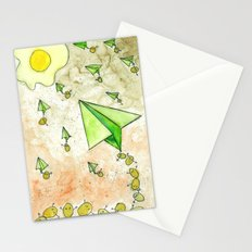 The Life Circulation of the Egg Stationery Cards