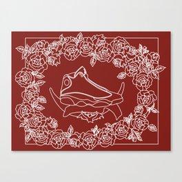 Jordan de Guadalupe Canvas Print