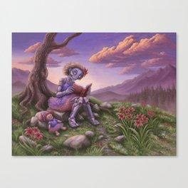 Fancy Canvas Print
