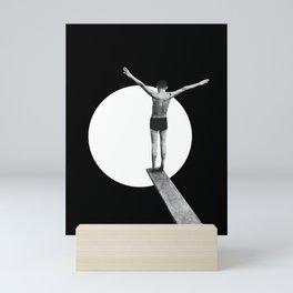 Risk (2015) Mini Art Print