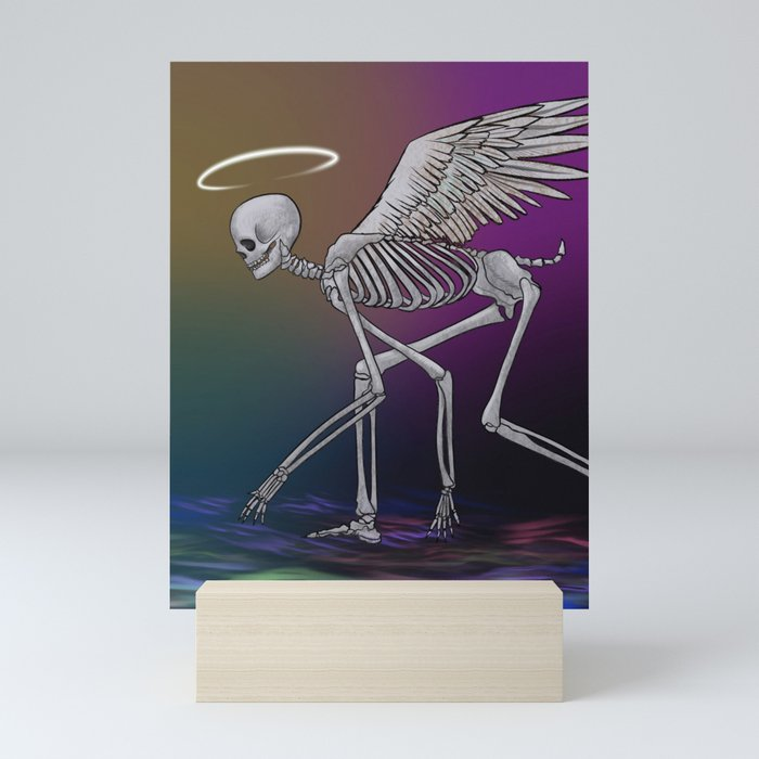 Natural Selection Mini Art Print