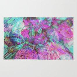 Tye-Dye Abstract Rug