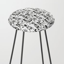 DALMATIAN / pattern pattern Counter Stool