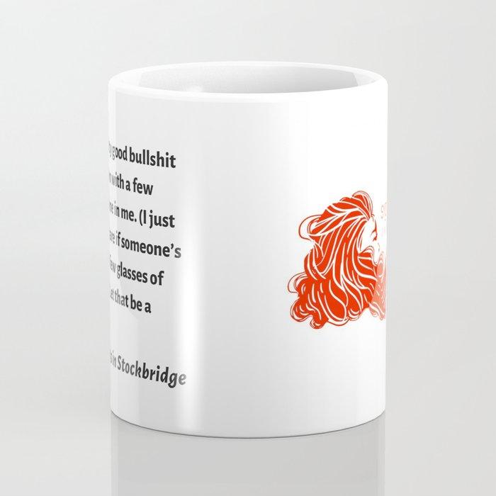 Sydney Brennan Crap Detector Coffee Mug