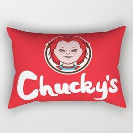 Chucky's Rectangular Pillow