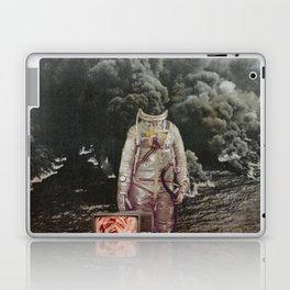 aus gebrannt Laptop & iPad Skin