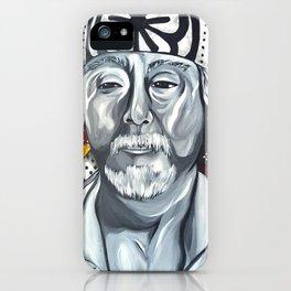 Mr. Miyagi iPhone Case