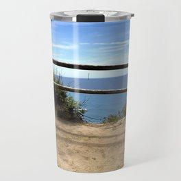 Ocean Bluffs Travel Mug