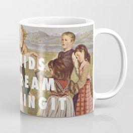 Der Teddy Picker Coffee Mug