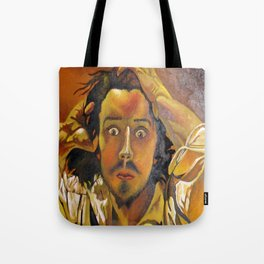 The Desperate Man Tote Bag
