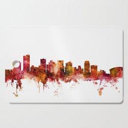 Phoenix Arizona Skyline Cutting Board