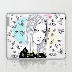 you are my geometric desire... Laptop & iPad Skin