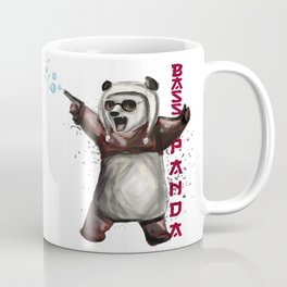Bass Panda Coffee Mug