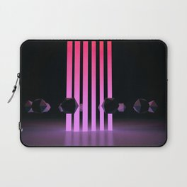 Bars Laptop Sleeve