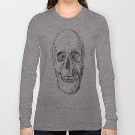 Skull Study Long Sleeve T-shirt