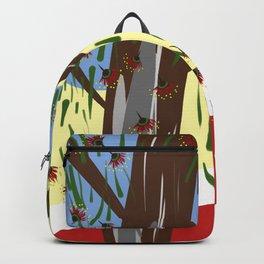 Crimson Rain Backpack