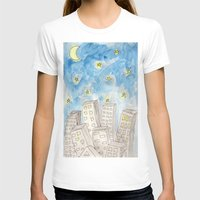 starry night T-shirts featuring Starry night by Susan