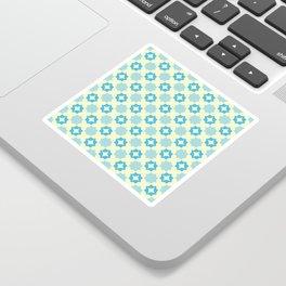 EIGHT POINT STAR Sticker