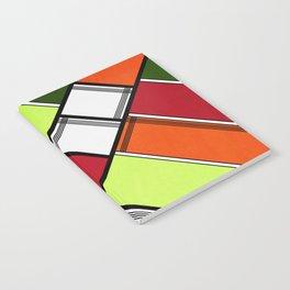 Lined II Notebook