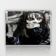 Goth Girl Laptop & iPad Skin