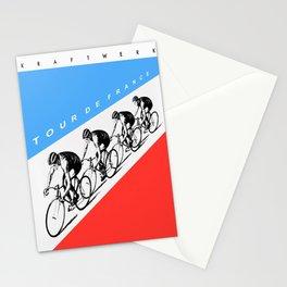 Kraftwerk Tour de France Stationery Cards
