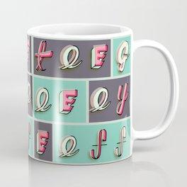 Tee-Gee-Eye-Eff Coffee Mug