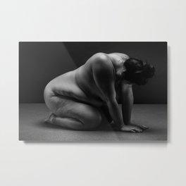 bodyscape XXL Metal Print