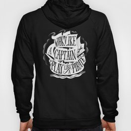 like a pirate Hoody