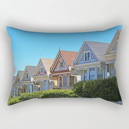 Painted ladies  Rectangular Pillow