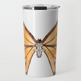Caterpillar's nirvana Travel Mug