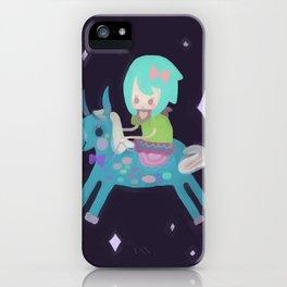 PonyCorn iPhone Case
