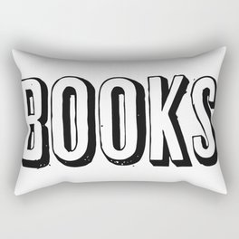 Books 2 Rectangular Pillow