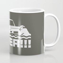 Top Gear: Oliver Coffee Mug